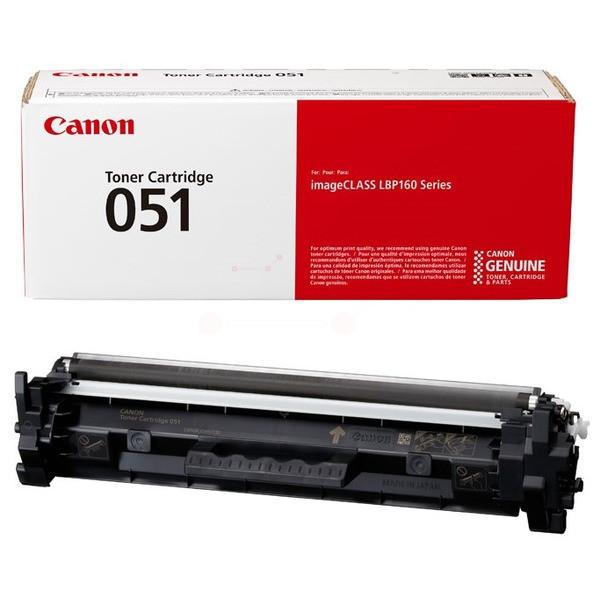 Toner Canon 051, 2168C002 - originálny (Čierny)