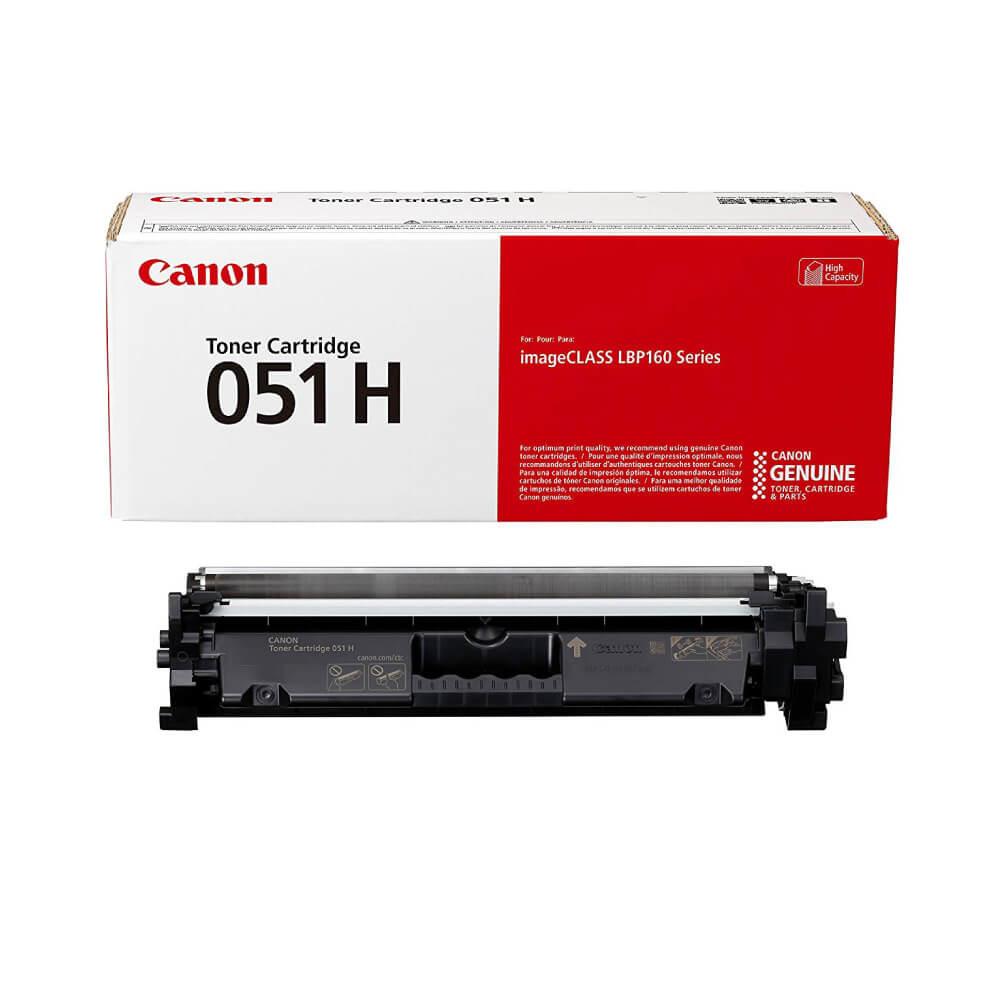 Toner Canon 051H, 2169C002 - originálny (Čierny)