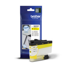 Cartridge Brother LC3237Y, LC-3237Y - originálny (Žltá)
