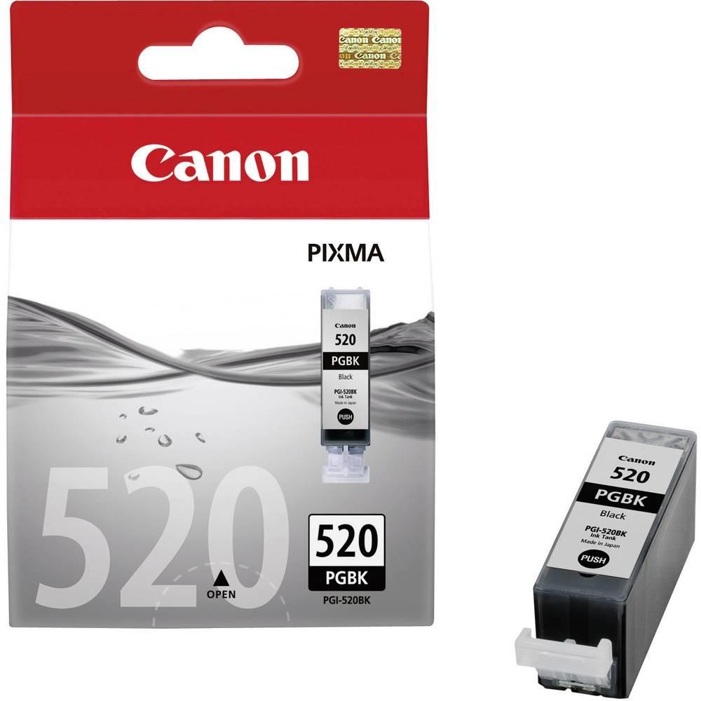 Cartridge Canon PGI-520PGBk, 2932B001 - originálny (Pigmentová čierna)