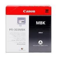 Zásobník Canon PFI-303MBK, 2957B001 (Matne čierny) - originálný
