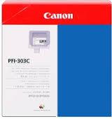 Zásobník Canon PFI-303C, 2959B001 (Azúrový) - originálný