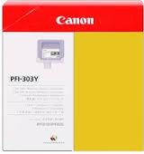Zásobník Canon PFI-303Y, 2961B001 (Žltý) - originálný