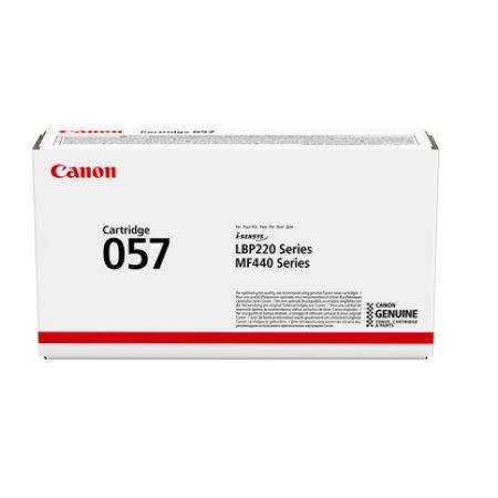 Toner Canon 057, 3009C002 - originálny (Čierny)