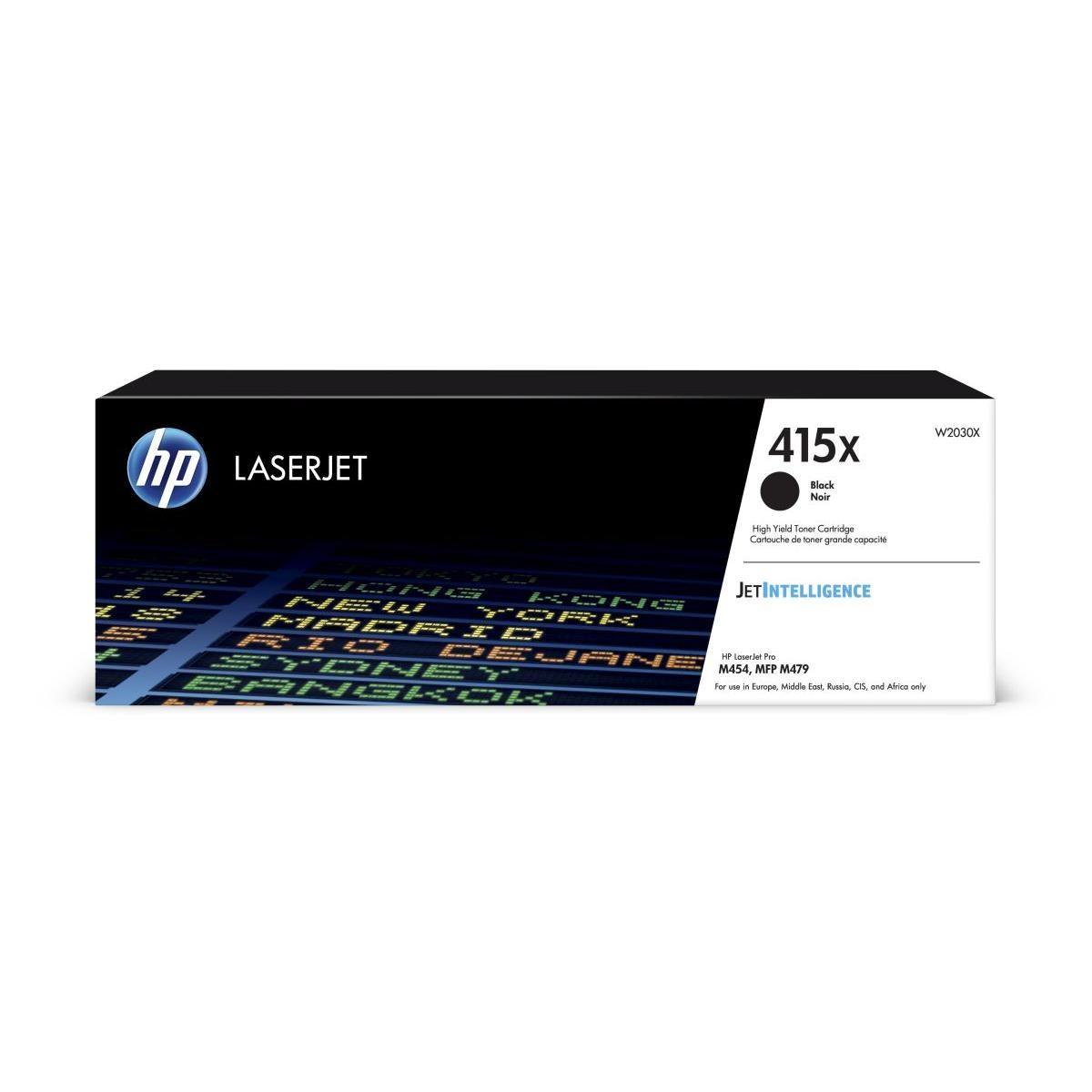 Toner HP 415X, HP W2030X - originálny (Čierny)