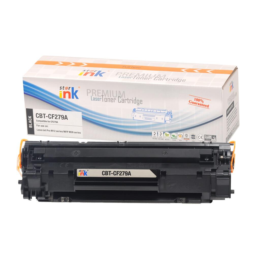 Starink kompatibilný s čipom toner HP 79A, HP CF279A (Čierny)