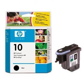 Tlačová hlava HP č.10, HP C4800A (Čierna)