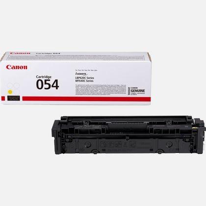 Toner Canon 054, 3021C002 - originálny (Žltý)