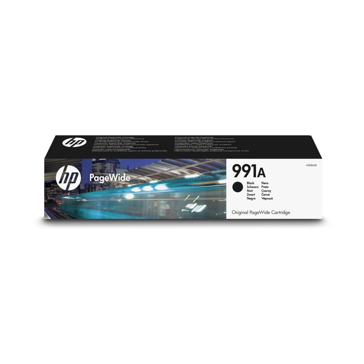 Cartridge HP 991A, HP M0J86AE - originálny (Čierna)