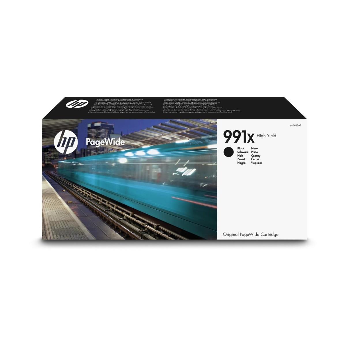 Cartridge HP 991X, HP M0K02AE - originálny (Čierna)