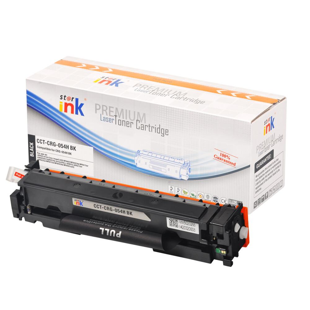 Starink kompatibilný toner Canon CRG-054HBk, 3028C002 (Čierny)