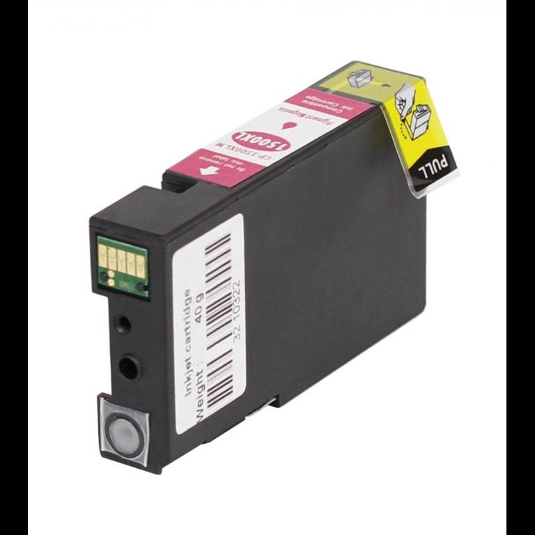 Tonery Náplně Cartridge Canon PGI-1500XL M - kompatibilní (Purpurová)