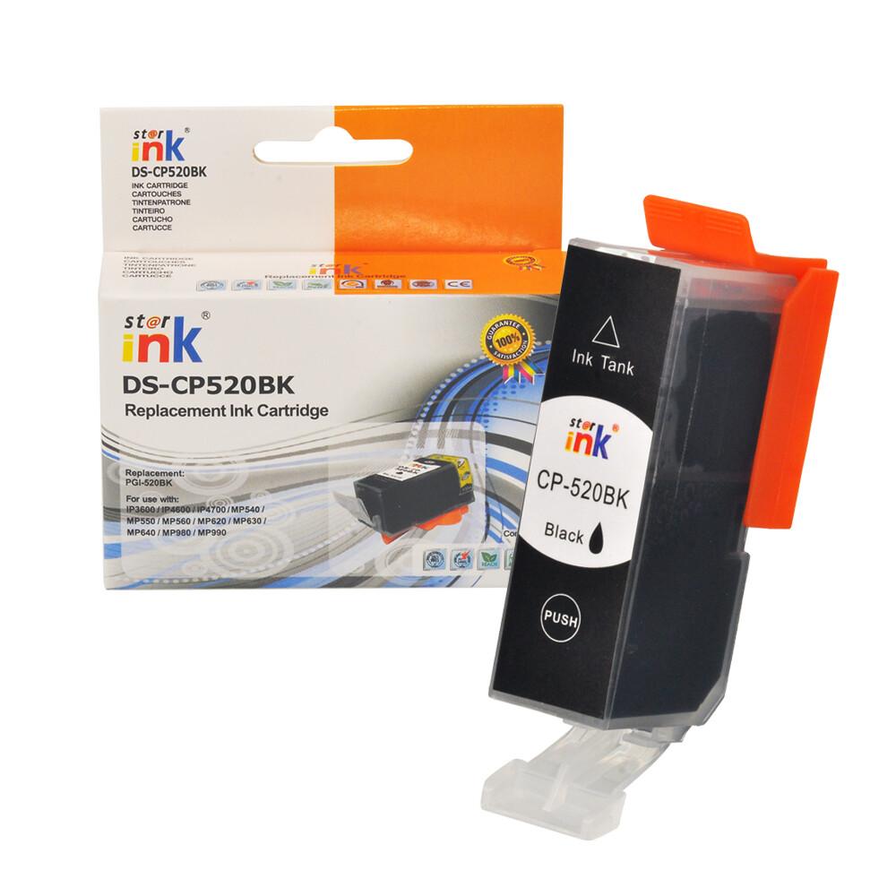 Starink kompatibilní cartridge Canon PGI-520BK (Pigmentová čierna)