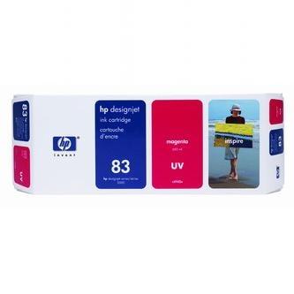 HP Atramentová cartridge HP DesignJet 5000, PS, UV, 5500, PS, UV, C4942A, červená, No% - originál