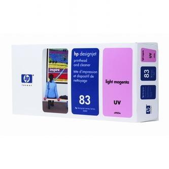 HP Tlačová hlava HP DesignJet 5000, PS, UV, 5500, PS, C4965A, svetlo červená, No. 8% - originál