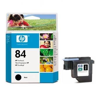 HP Tlačová hlava HP DesignJet 10ps, 20ps, 50PS, 120, C5019A, čierna, No. 84, tlačová% - originál