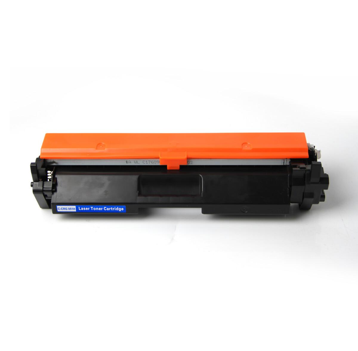 Tonery Náplně Toner Canon CRG-051H, 2169C002 - kompatibilní (Čierny)