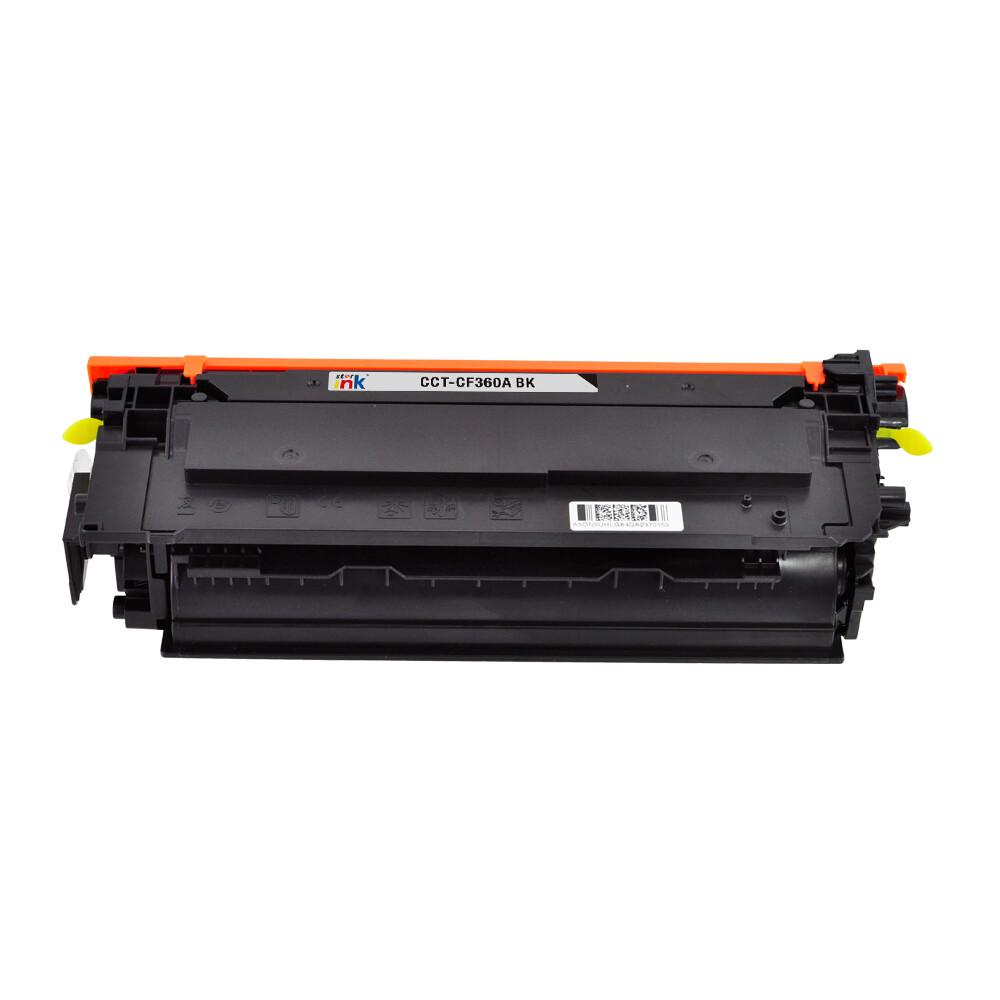Starink kompatibilný toner HP 508A, HP CF360A (Čierny)