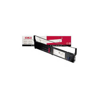 Páska do tlačiarne OKI ML 6300FB, čierna, 43503601, O