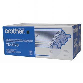 Brother Toner Brother HL-5240, 5250DN, 5270DN, 5280DW, čierny, TN3170, 7000S, O% - originál