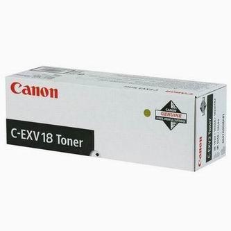 Toner Canon C-EXV18 (Čierny), 0386B002 - originálný