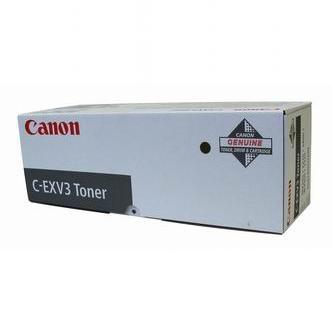 Toner Canon C-EXV3 (Čierny), 6647A002 - originálný