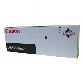 Toner Canon C-EXV 5 (Čierny), 6836A002 - originálný