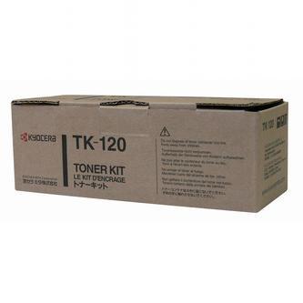 Kyocera Toner Kyocera Mita FS-1030D, čierny, TK120, 7200s, O% - originál
