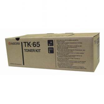 Kyocera Toner Kyocera Mita FS-3820N, 3830N, čierny, TK65, 20000s, O% - originál