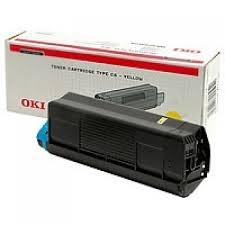 Oki Toner OKI Laser C3100, žltý, 42804513, 3000s, O - originál