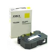 Oki Toner OKI DP-5000, žltá, 41067603, O - originál