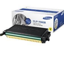 Samsung Toner Samsung CLP-610, 660D, 660ND, žltý, CLP-Y660B / ELS, 5000s, O - originál