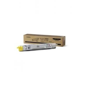 Xerox (Tektronix) Toner Xerox Phaser 6300, žltý, 106R01084, 7000S, O - originál