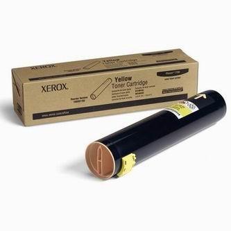 Xerox (Tektronix) Toner Xerox Phaser 7760, žltý, 106R01162, 25000s, O - originál