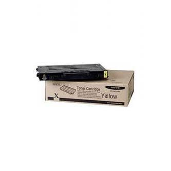 Xerox (Tektronix) Toner Xerox Phaser 6100, žltý, 106R00678, 2000s, O - originál