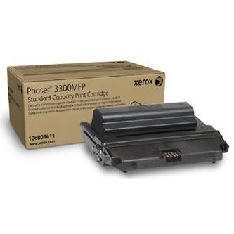 Xerox (Tektronix) Toner Xerox Phaser 3300MFP, black, 106R01411, 4000s, O - originál