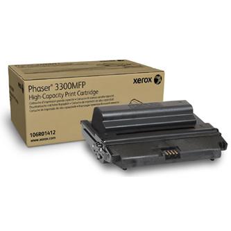 Xerox (Tektronix) Toner Xerox Phaser 3300MFP, black, 106R01412, 8000s, O - originál