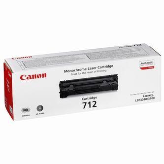 Toner Canon CRG-712 (Čierny) - originálný