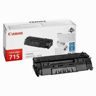 Toner Canon CRG-715H (Čierny) - originálný
