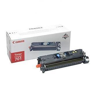 Toner Canon 701L, 9290A003 (Azúrový) - originálný
