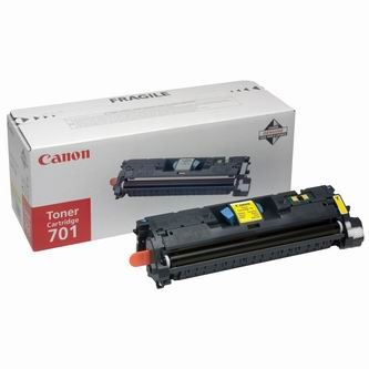 Toner Canon 701L, 9288A003 (Žltý) - originálný