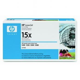 Toner HP C7115X (Čierny).cz% - originál