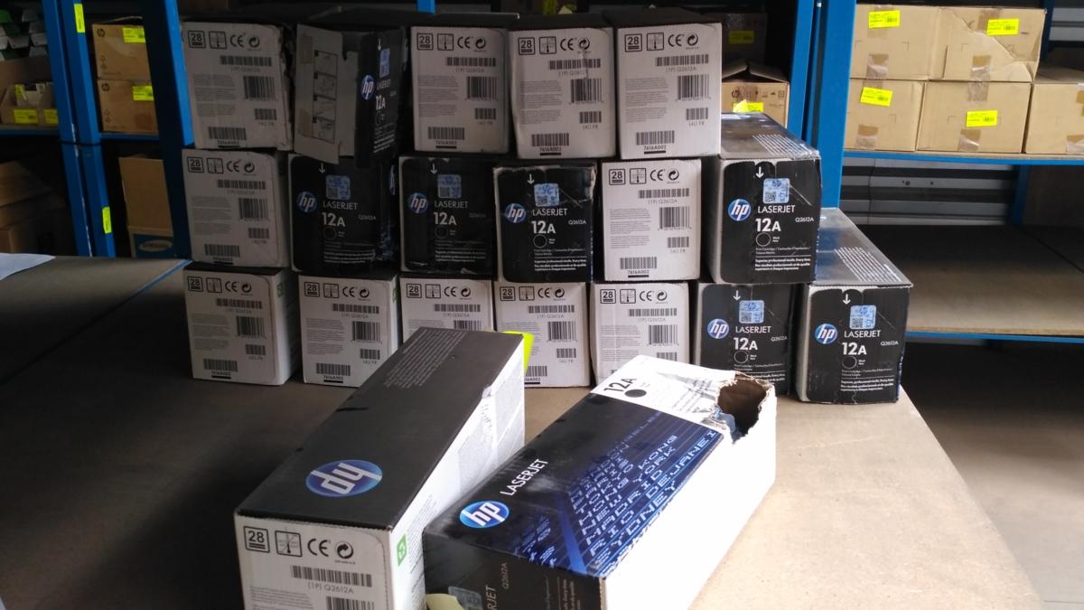 Toner HP Q2612A originálne (Čierny)