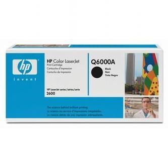 Toner HP Q6000A - originálny (Čierny)