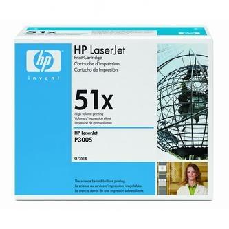 Toner HP Q7551X - originálny (Čierny)