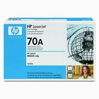 Toner HP Q7570A (Čierny).cz - originál