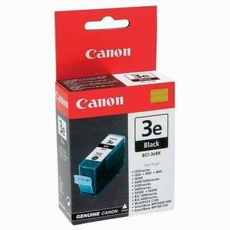 Cartridge Canon BCI-3eBk, 4479A002 (Čierna) - originálný