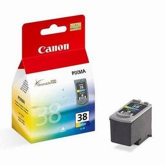 Cartridge Canon CL-38, 2146B001 (Farebná) - originálný