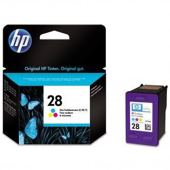 Cartridge HP 28 C8728AE (Farebná)% - originál