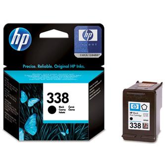 Cartridge HP 338, HP C8765EE (Čierna).cz% - originál